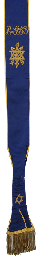 Provincial Officers Sash